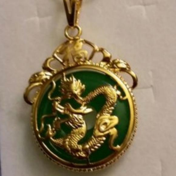 Jade dragon pendant gold oxanabol british dragon reviews